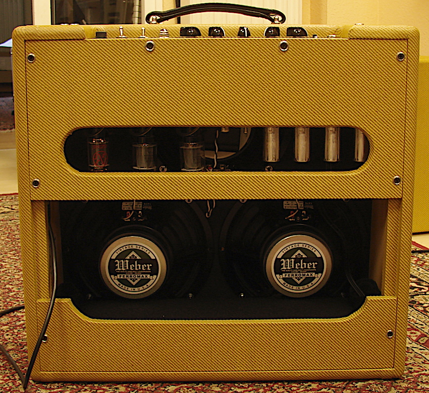 Realguitars - Amplifiers