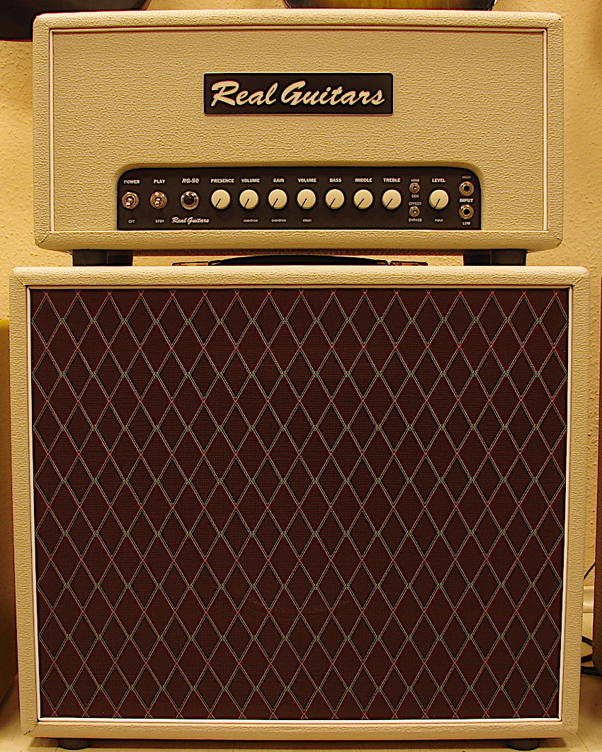 Guitar Amps Realtone - Overdrive Special by Dumble Amplifier